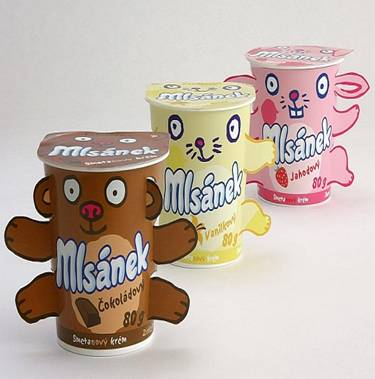 Yogurt Cup Packaging